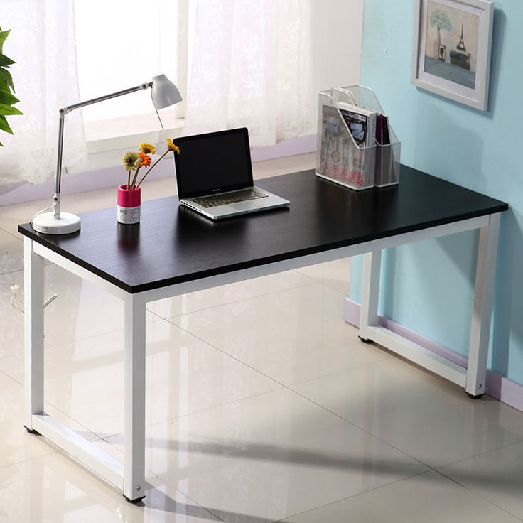 Could be used as a writing desk, workstation, computer/laptop desk etc. Widened desktop provides ampler space for free activity. Perfect for use in home, the study, office or at the corner and more. 1 x Computer Desk(COMPUTER and other accessories are not included). | eBay!