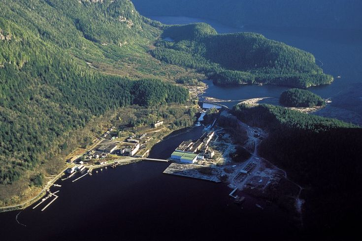 Ocean Falls cannot be accessed by road, but can be reached by boat or seaplane. BC Ferries' Discovery Coast Passage Route 40 provides passenger and vehicular passenger access to and from Port Hardy and Prince Rupert.