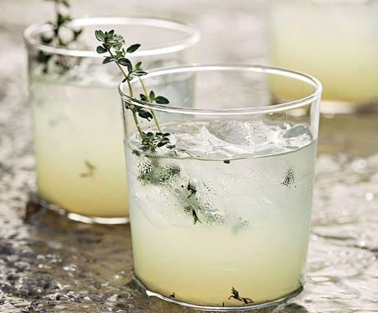 Limoncello-Gin-Cocktail | 13 Gin-Cocktails, die Deinen Sommer retten
