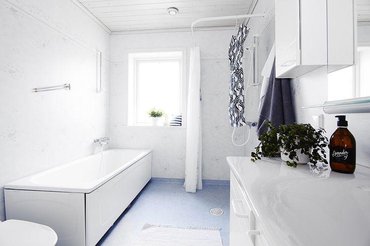 Bostäder | Västanhem – Bringing contrast to bathroom