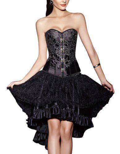 ber ideen zu corsagenkleid auf pinterest vera mont festliche mode damen und bustierkleid. Black Bedroom Furniture Sets. Home Design Ideas