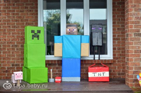 Minecraft Paty!