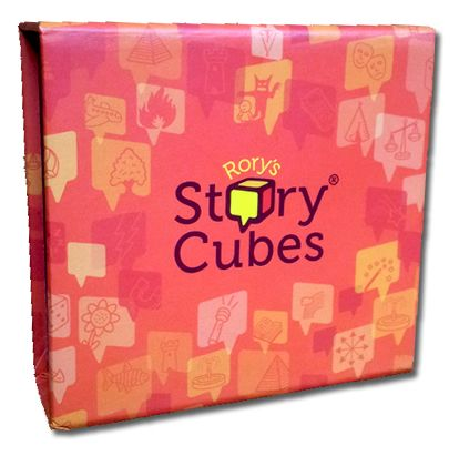 Rory's Story Cubes. Caja.