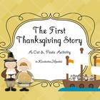 FREE!An activity to teach children about the first Thanksgiving in a fun and comprehensive way.The children learn Thanksgiving history facts while cut...
