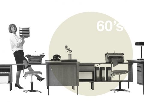 Creating The Best Workplaces Since 1945. #sixties