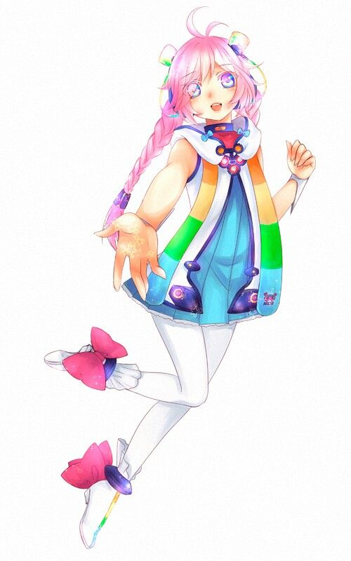 Anime Characters 2014 : New vocaloid characters pixshark images