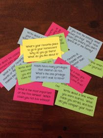 100 Writing Prompts for Students Who Don't Know What to Write About