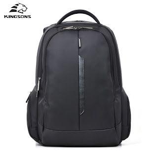 Kingsons Brand Shockproof Laptop Backpack Nylon Waterproof Men Women Computer Notebook Bag 15.6 inch School Bags for Boys Girls (32669473157)  SEE MORE  #SuperDeals