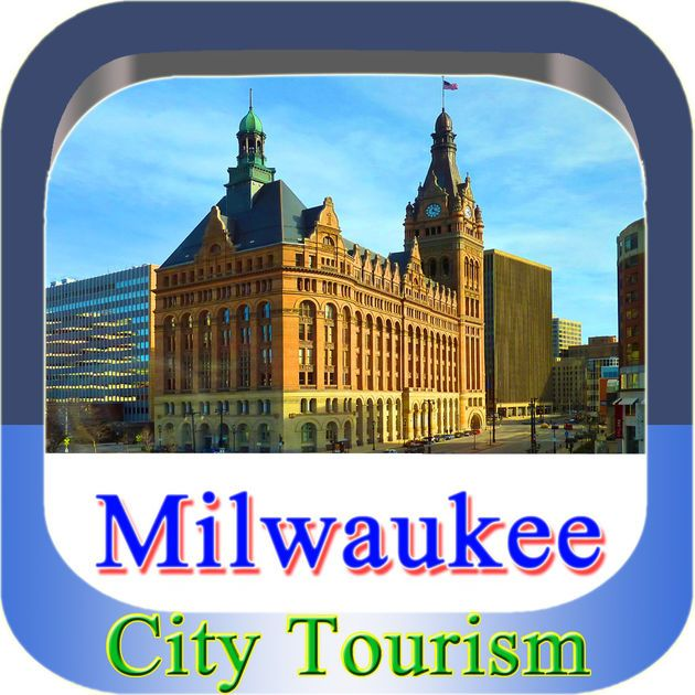 #NEW #iOS #APP Milwaukee City Tourism Guide & Offline Map - illapu syamalarao