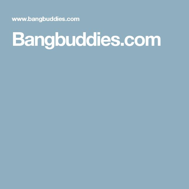 Free bangbuddies
