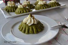 Tarif defteri: Fistik ve Irmikli kek ( Mafroukeh bel-festuk)