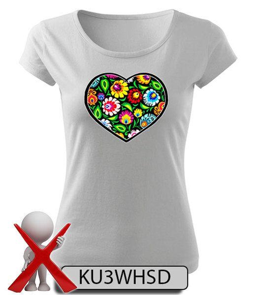 Koszulka damska motyw SŁOWIAŃSKI S-XL w Pixeldruk na DaWanda.com