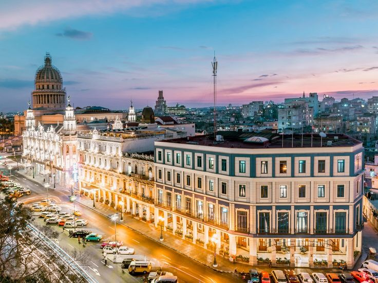 From $277 on United Airlines With President Trump announcing rollbacks on American travel to Cuba last week, it's safe to say you should plan your trip to Havana and Cuba's other major cities like Trinidad and Santiago de Cuba ASAP. If you need inspiration, listen to our Travelogue podcast all about how to plan your trip.