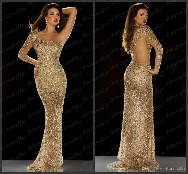 Long Bling Prom Dresses – Fashion dresses d0edac935246