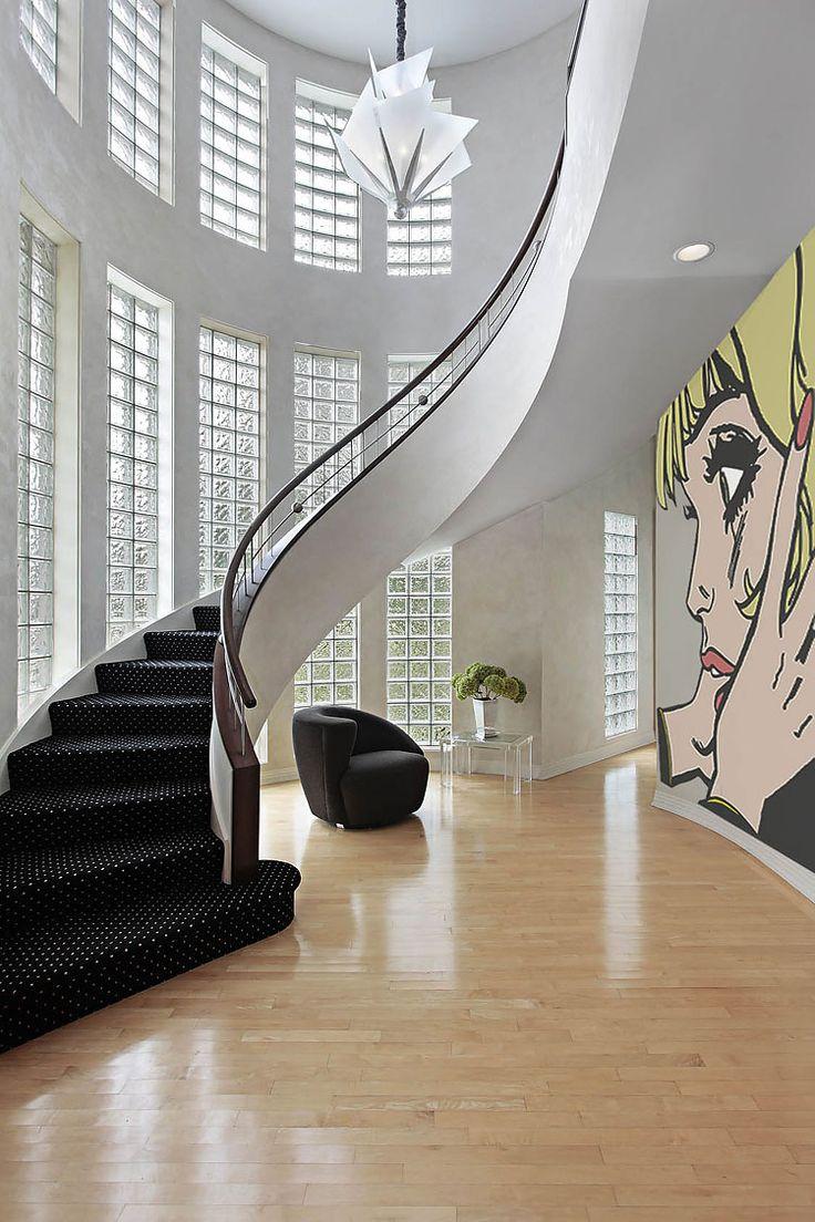 pop art walls