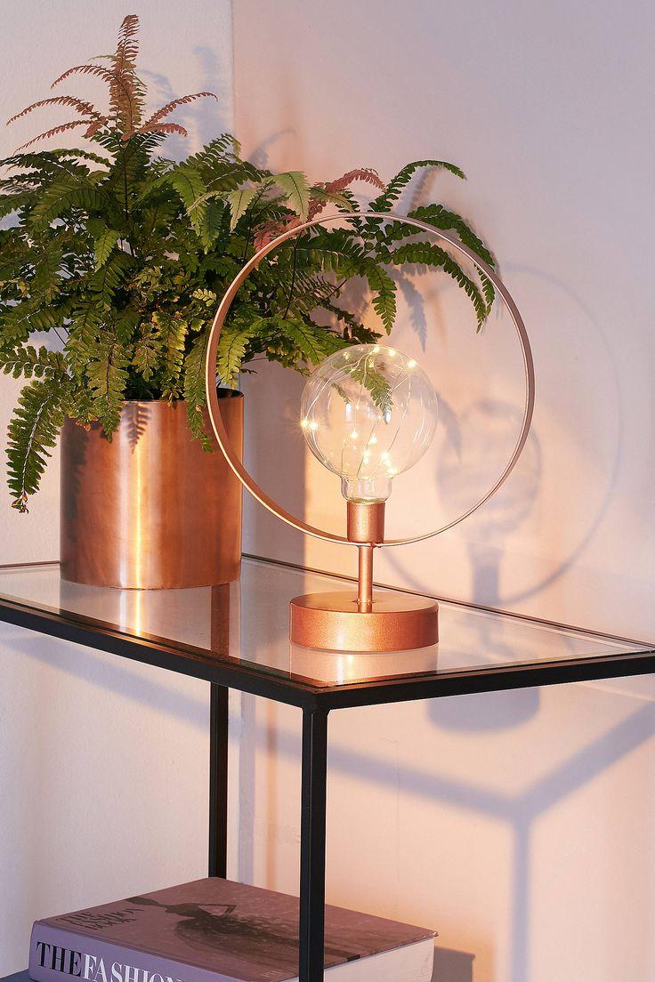 Slide View: 1: Blair Circle Table Lamp