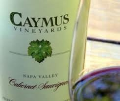 Caymus Wine - Napa Valley