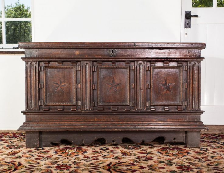 Elizabethan inlaid coffer. Medieval FurnitureEuropean FurnitureAntique ...  - 117 Best Medieval Furniture Images. Antique Furniture Mouldings ... - Antique Furniture Mouldings Antique Furniture