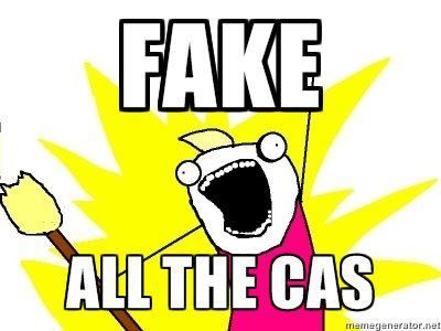 IB Memes.... I faked my first CAS