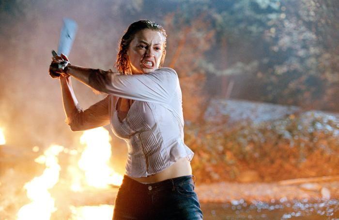Freddy Vs. Jason cast | FREDDY VS. JASON, Monica Keena, 2003, (c) New Line