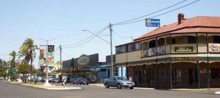 St George QLD