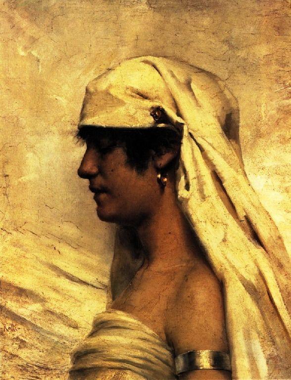 Ράλλης Θεόδωρος-Βεδουίνα νύφη