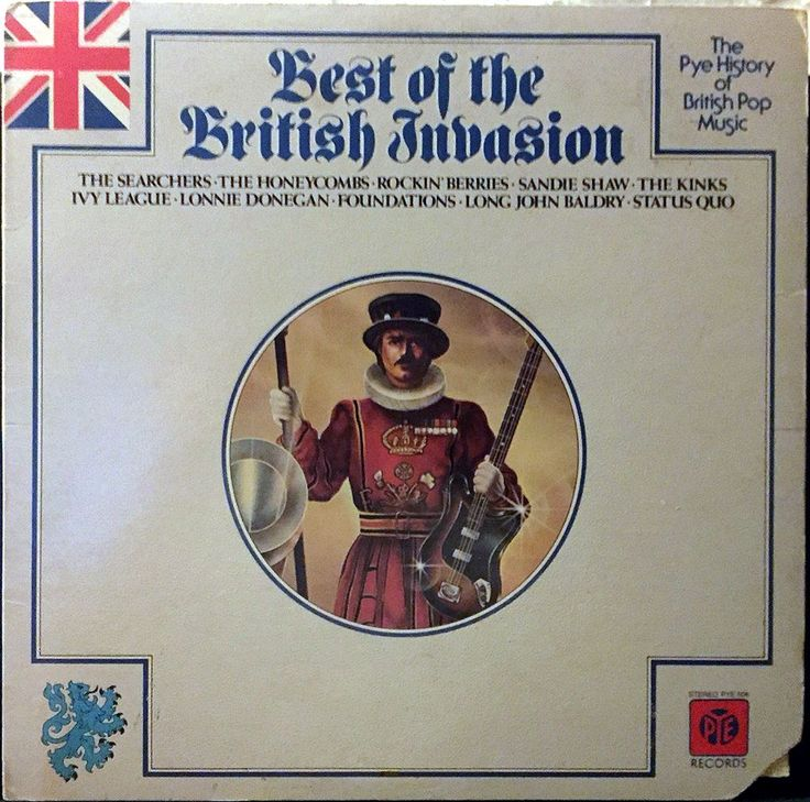 1975-00-00 – Various Artists – Best of the British Invasion