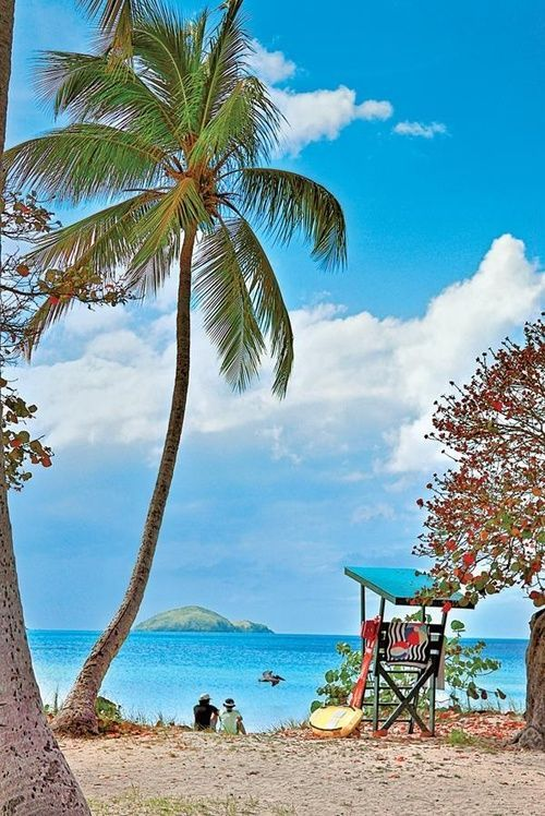Magens Bay, St. Thomas . One of my favorite beaches