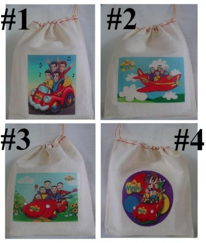Wiggles Party Bags