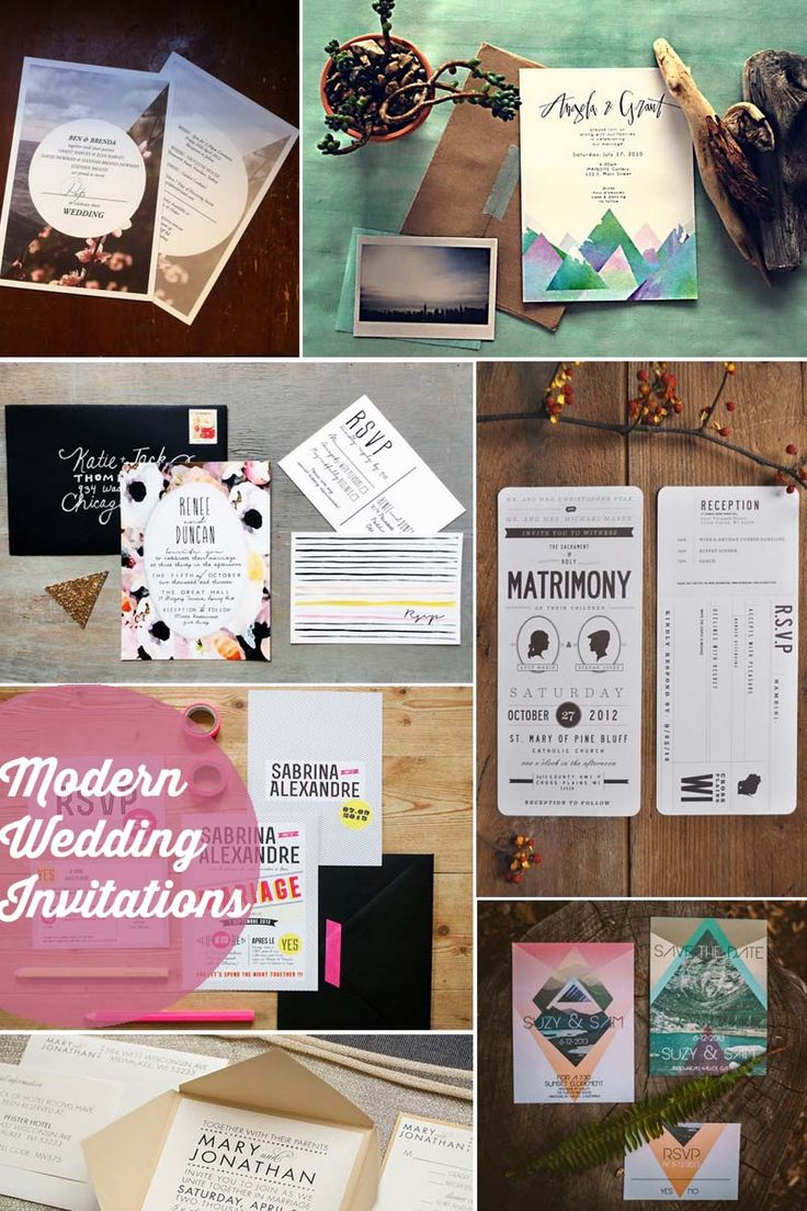 Beautiful Wedding Invitation Ideas Our ultimate