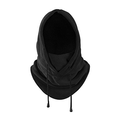 Balaclava full face mask is the best winter clothing for cold weather. A running mask for cold weather is needed to stay warm, not only half face or full face but keep your neck warmer with a balaclava. Even works for extreme cold weather, add this ski mask to your bag of extreme cold weather...