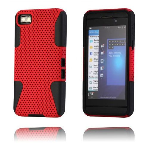 Shooter (Rød) Blackberry Z10 Cover