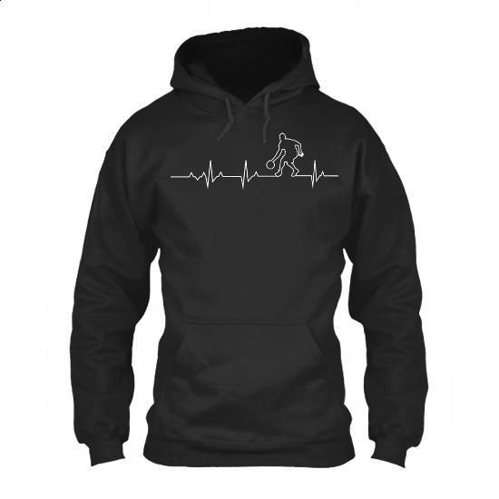 Basketball Heartbeat - NBA Basketball T-shirt and Hoodi - #cool tshirt designs #dc hoodies. SIMILAR ITEMS => https://www.sunfrog.com/Sports/Basketball-Hearbeat-Black-Hoodie.html?60505