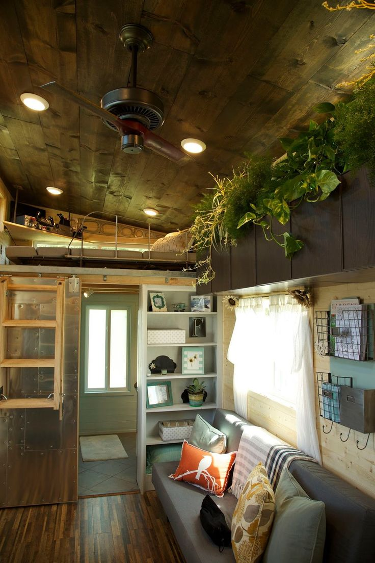 500 sq ft tiny houses pictures inside and out - House For Flight Enthusiast Couple Features Built In Simulator Space Tiny House For Us