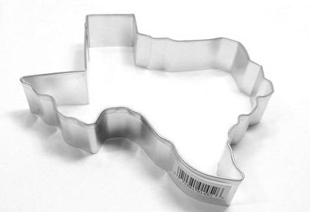 12 Things You Never Knew You Wanted to Be Shaped Like Texas