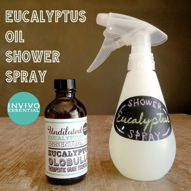 Eucalyptus oil makes a great shower cleaner! Not only does it clean the shower, but the whole bathroom smell like a day spa... Read More...