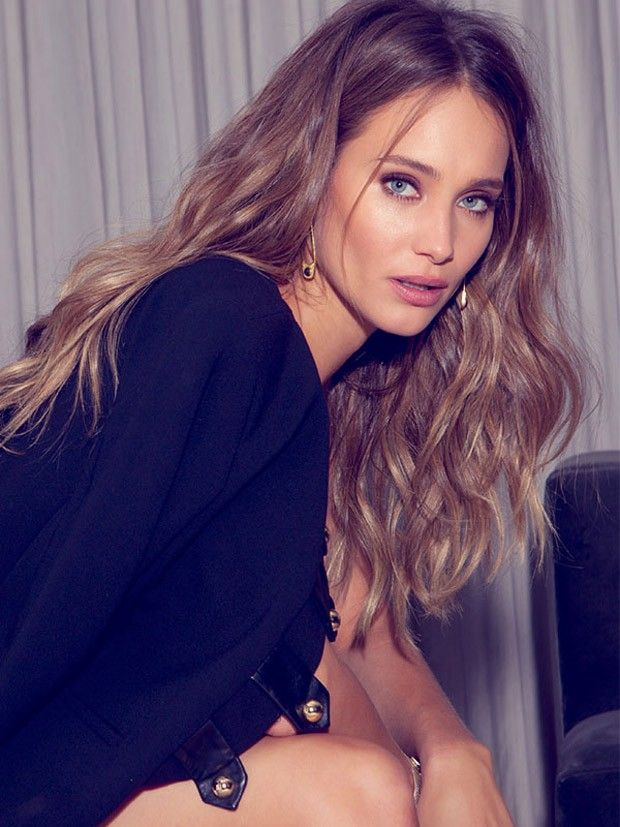 THE RUBY RUSSIAN — Hannah Davis by Dove Shore for Cosmopolitan Mexico...
