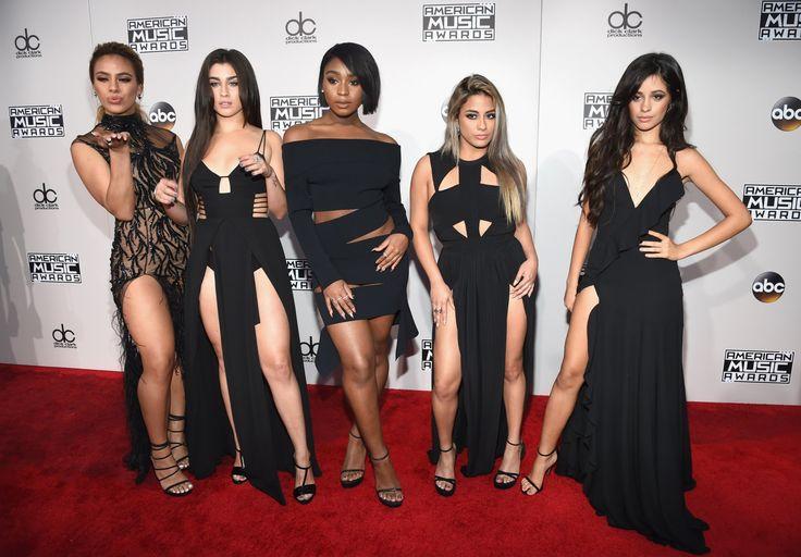 Os melhores looks e tendências do American Music Awars!! #AMAs | Fifth Harmony