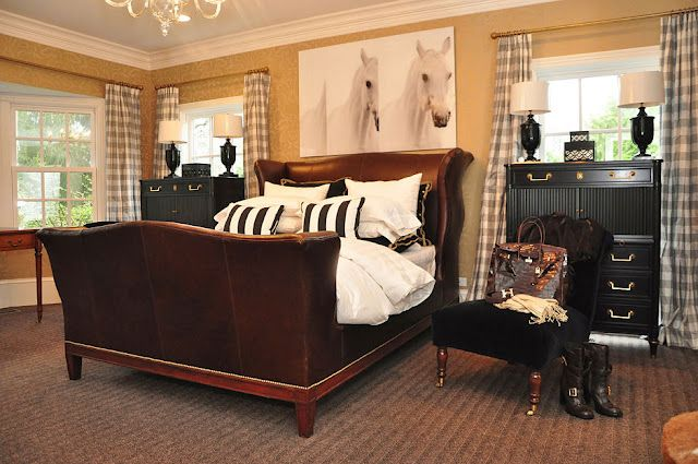 Best 99 Best Masculine Bedrooms Images On Pinterest For The 400 x 300