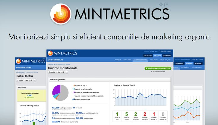 mintmetrics - beta