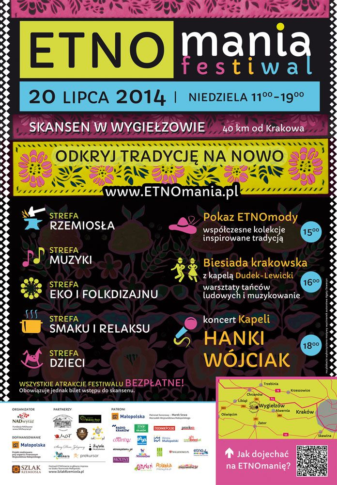 #etnomania - musisz tam być!