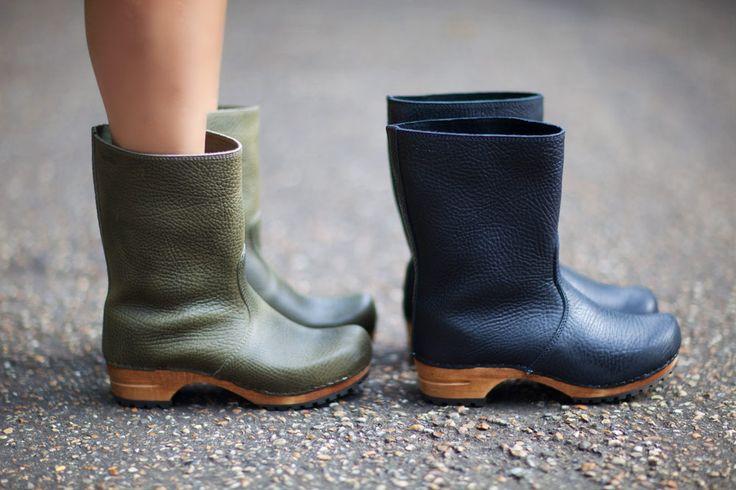 Sanita Puk Classic Clog Boots