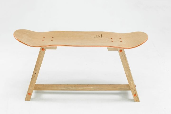 The Steel One & The Wood One & The Signature Series by Baked / Roast » Retail Design Blog