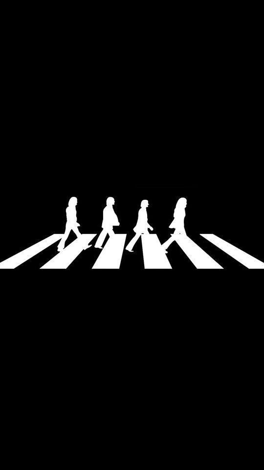 #Beatles #Abbeyroad #Blackandwhite