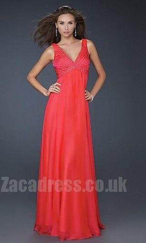 Natural Cheap La Femme 17532 A-Line Evening Dresses