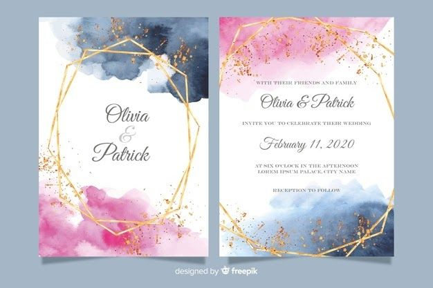 Wedding Invitation Vectors Photos And Psd Files Free Download Invitation Design Ideas Togo Wpart Co Ne Simple Wedding Cards Wedding Cards Wedding Card Design