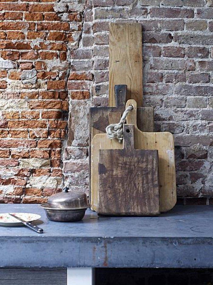 Keukens... - beton hout keuken