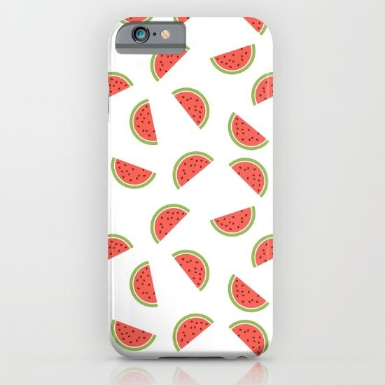 WATERMELON SLICES WITH SEEDS FRUIT FOOD PATTERN phone case iphone - Watermelon for fruit is what summer is for the seasons. It's just always good and it hits the spot most during summer. Especially when you cut it in slices and just appreciate what mother nature created.  graphic-design digital pattern pop-art illustration watermelon melon slices seeds fruit food pattern nature tree summer
