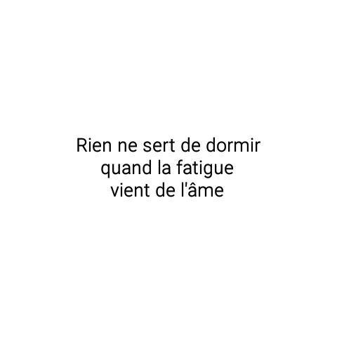 Image de fatigue, francais, and âme