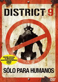 District 9 (2009) Nova Zelanda. Dir.: Neill Blomkamp. Ciencia ficción. Acción. Thriller. Racismo – DVD CINE  1766
